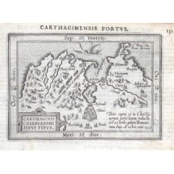 Carthaginis Celeberrimi Sinvs Typvs