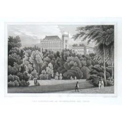Das Lustschloss im Baumgarten bei Prag