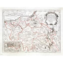 Des Herzothums HinterPommern Belgardischer Neustettinischer und Fürstenthumscher Kreis. Nro. 336