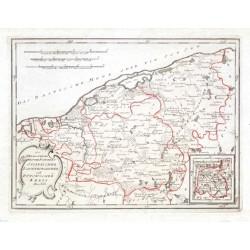 Des Herzogthums Hinter Pommern Stolpischer Lauenburgischer und Bütowscher Kreis Nro. 338.