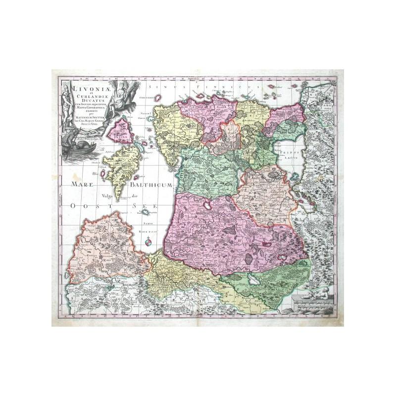 Livoniae et Curlandiae Ducatus