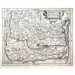 Veronae Vicentiae et Pataviae Dit.