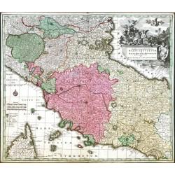 Novissima et accuratissima Status Ecclesiae et Magni Ducatus Hetruriae