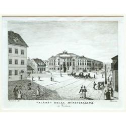 Palazzo della Municipalita in Warsavia