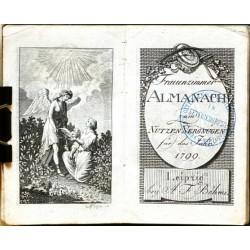 Frauenzimmer Almanach ... 1799