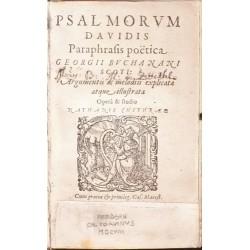 Psalmorum Davidis