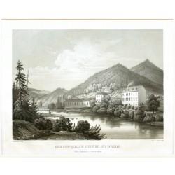 König Otto's Quelle in Gieshübel bei Carlsbad