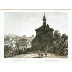 Der Stadt-Thurm und die Schule