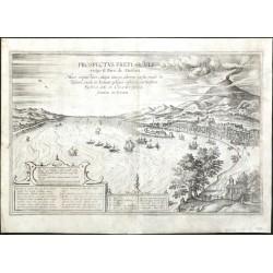 Prospectus Freti Siculi, vulgo il Faro de Messina