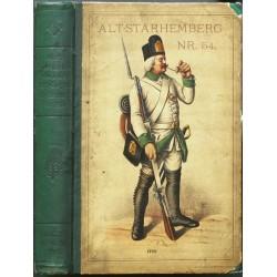 Geschichte des K. u. K. Infanterie-Regimentes Alt-Starhemberg Nr. 54