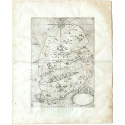Mappe dieser Landtschafft oder Insel Celon
