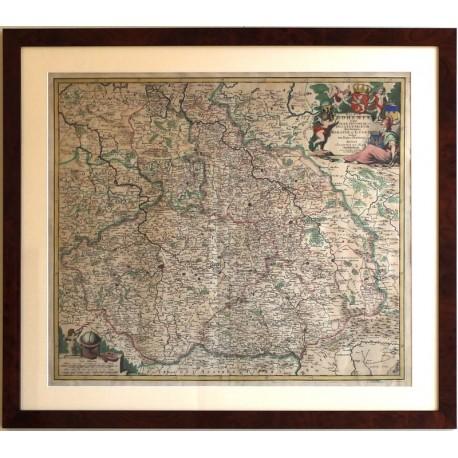 Regnum Bohemiae eique Annexae Provinciae