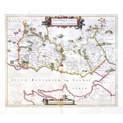 Annandiae Praefectura, Vulgo The Stewartrie of Annandail