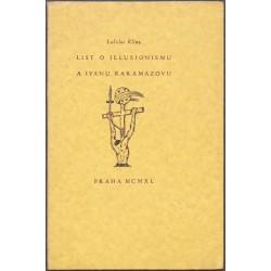 List o illusionismu a Ivanu Karamazovu