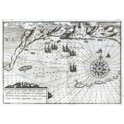 Ins. cygnaea Lusit: a nostris Mauritij nomine