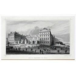 Die k. Residenz in Prag