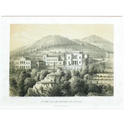 Lützows Villa und Panorama von Carlsbad