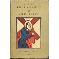 Tři legendy o krucifixu