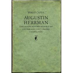 Augustin Herrman, zakladatel Bohemia Manor r. 1660