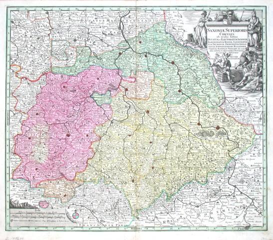 Saxoniae Superioris Circulus