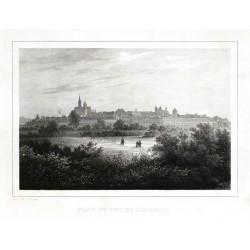 Stadt und Festung Königgrätz