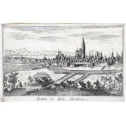 Prospekt der Stadt Straßburg