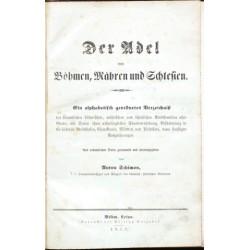 Der Adel von Böhmen, Mähren und Schlesien