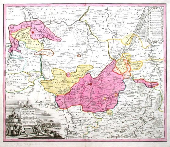 Chorographia Territorii Naumburgo Citiensis Episcopatus olim nomine celebris