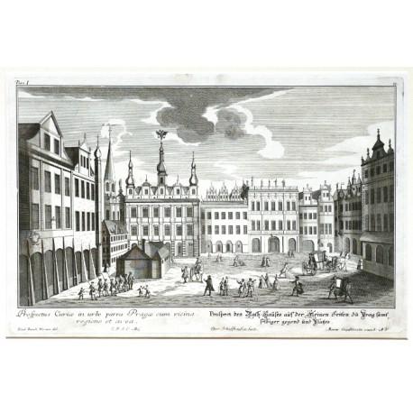 Malostranské náměstí (dolní)