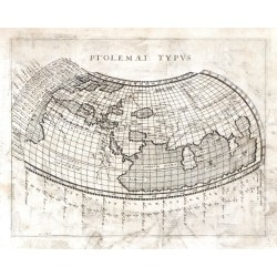 Ptolemaei Typus