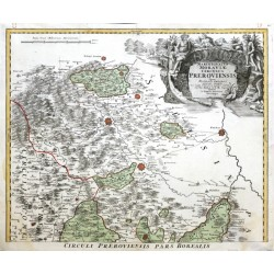 Marchionatus Moraviae Circulus Preroviensis