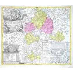 Serenisimo Principi ac Domino, Domino Ernesto Friderico  Ejusdem Principatus Saxo-Hildburghusian(is) Novam et exactam
