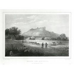 Ruinen der Kuneburg auf dem kunietitzer Berge