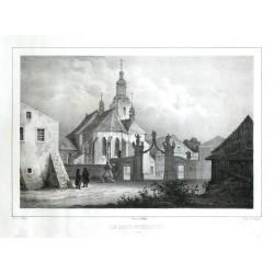 Die Dechantei-Kirche in Arnau