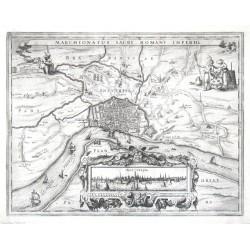 Antverpy - Marchionatus Sacri Romani Imperii