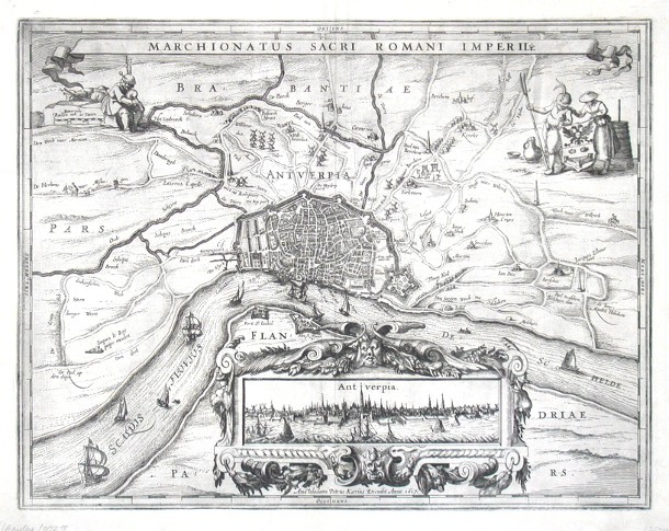 Antwerpen - Marchionatus Sacri Romani Imperii