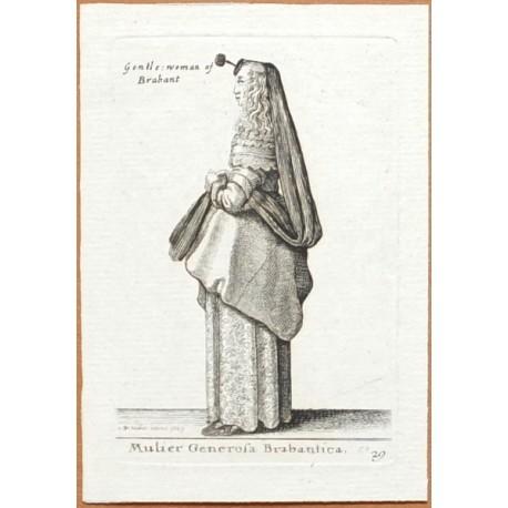 Mulier Generosa Brabantica