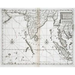 Route exacte de Gamron a Batavia et de Batavia a Gamron