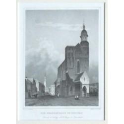 Die Pfarrkirche in Troppau