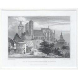 Die St. Bartholomaeuskirche in Kollin