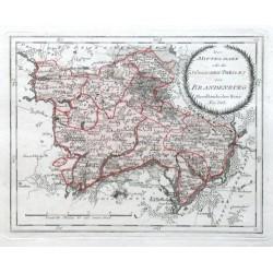 Der Mittelmark oder des Südlichen Theiles von Brandenburg Havellaendischer Kreis. Nro. 343.
