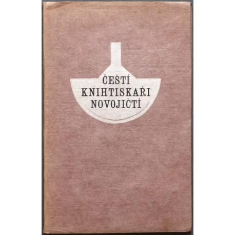 Čeští knihtiskaři novojičtí