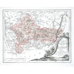 Der Altmark oder des Westlichen Theiles von Brandenburg Tangermündischer Kreis mit dem Südlichen Theile des Salzwedelschen