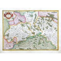 Saxoniae superioris Lusatiae Misniaeque descriptio